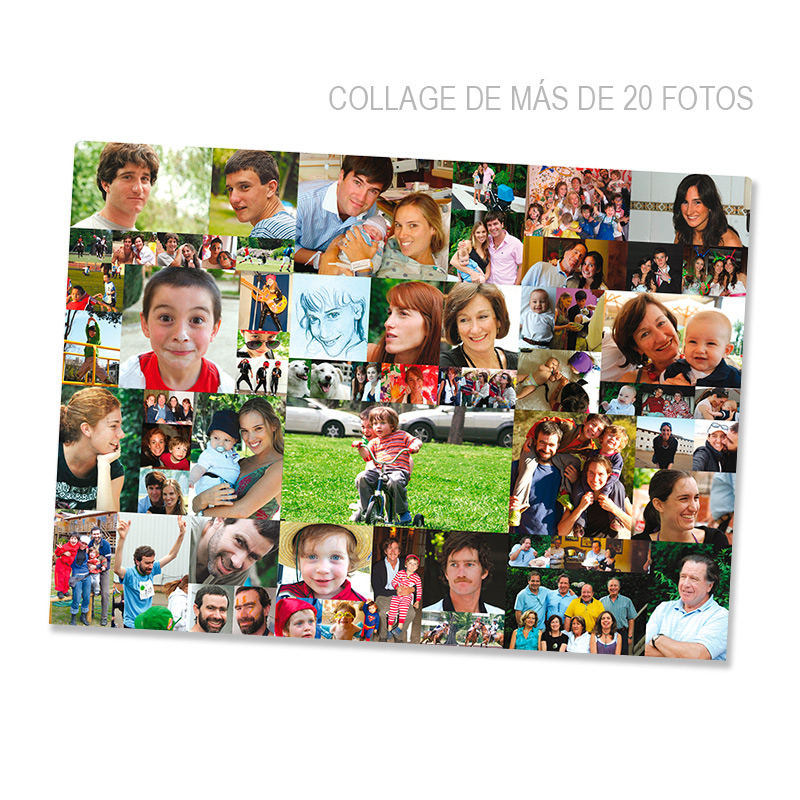 Collage de Fotos – Magu